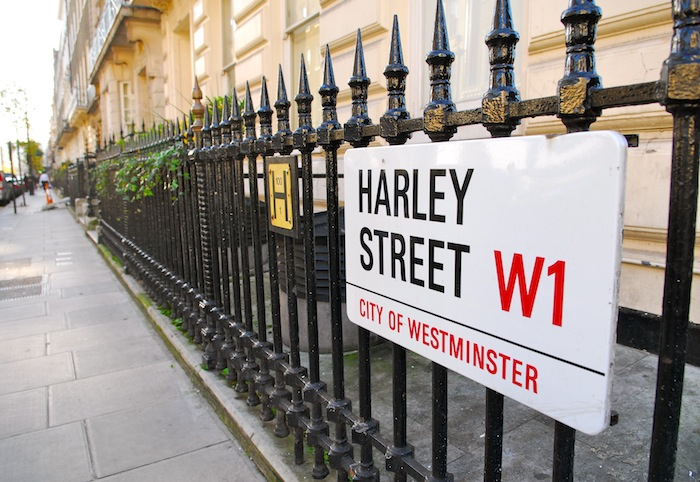 harley street psychotherapy practice